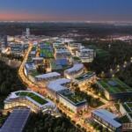 """太阳能与智慧电网全都有,这座""""从零打造""""的永续城市,给都市人不妥协的环保住房新选择"""