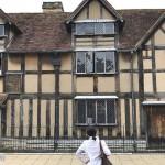 英国的Stratford-Upon-Avon:莎翁的故居