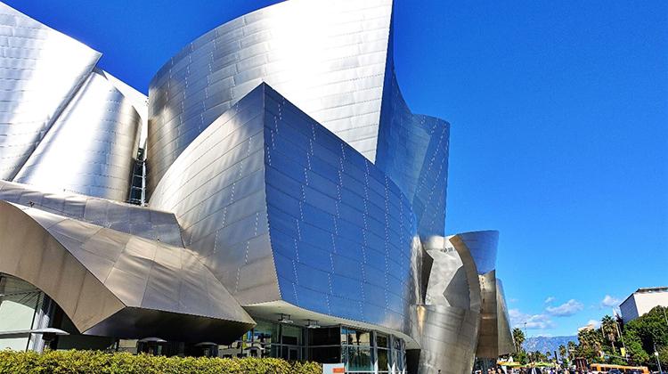 洛杉矶的音乐厅飨宴