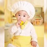 与孩子一起享受烹饪的乐趣