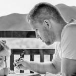 父亲离世前写给儿子的手扎