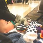 如何带著婴儿坐飞机