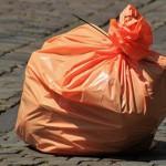 印度发明可溶解有机塑胶袋