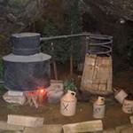 人们真的用散热器来充当蒸馏炉吗?