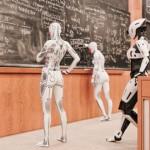 大学教授也是AI机器人?