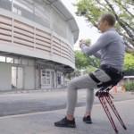 创新研发LEX行动坐椅