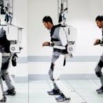医疗新科技 瘫痪者心智控制行走器