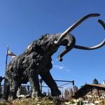 逆媳的爬山之旅:加州Mammoth Lakes的魔鬼柱和彩虹瀑布