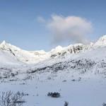 挪威特罗姆瑟Tromsø:极地的峡湾