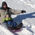 孩童冬季十大安全指南