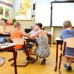 幼儿园老师的做法