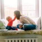 职业妇女该如何与宝宝创建联系?