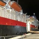 极光吐吐船:挪威邮轮Hurtigruten
