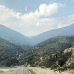 国王谷国家公园:夏季限定的景观道路Kings Canyon Scenic Byway