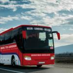搭巴士横跨欧亚大陆