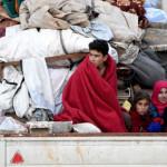 气候、蝗虫和暴力新增1500万人流离失所
