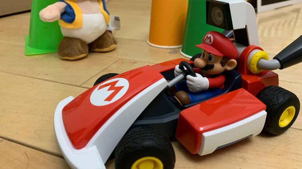 玛利欧真实版赛车游戏