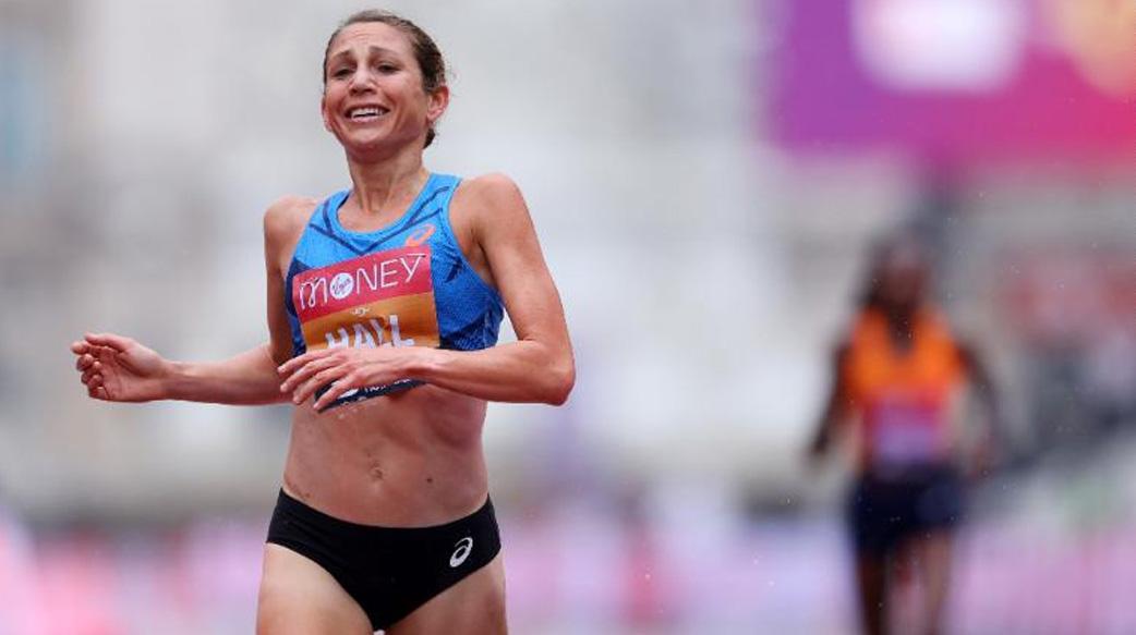 越老跑越快的女人
