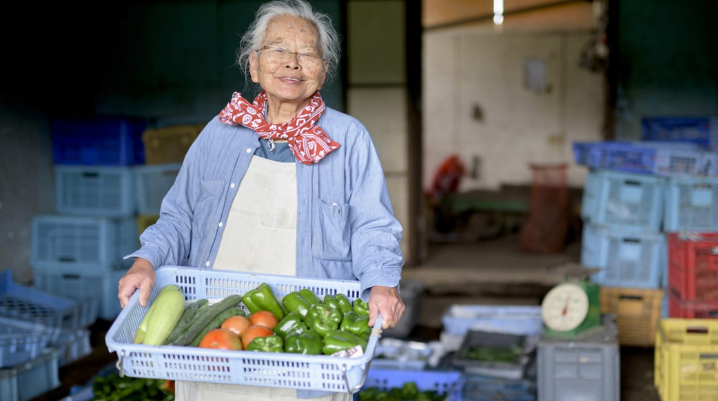 日本8分饱饮食法有助长寿