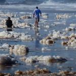 小心 泡沫海下暗藏危险