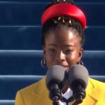 美国总统就职典礼史上最年轻诗人