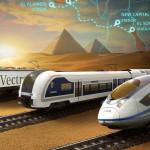 埃及第一条高速铁路串连红海至地中海