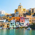 2022年意大利文化之都由色彩缤纷小岛当选