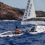 世界纪录最年轻女子独自划船横越大西洋