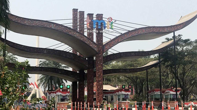 爪哇惊奇(十三) 印尼缩影公园(一)