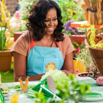 前第一夫人将主持儿童烹饪节目