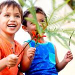 帮助孩子更喜爱探索大自然