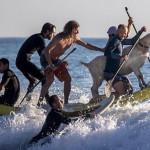 加州超人气山羊冲浪教练