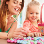 幼儿和学龄前儿童复活节活动