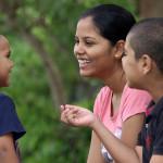 教导孩子在疫情中回馈社会